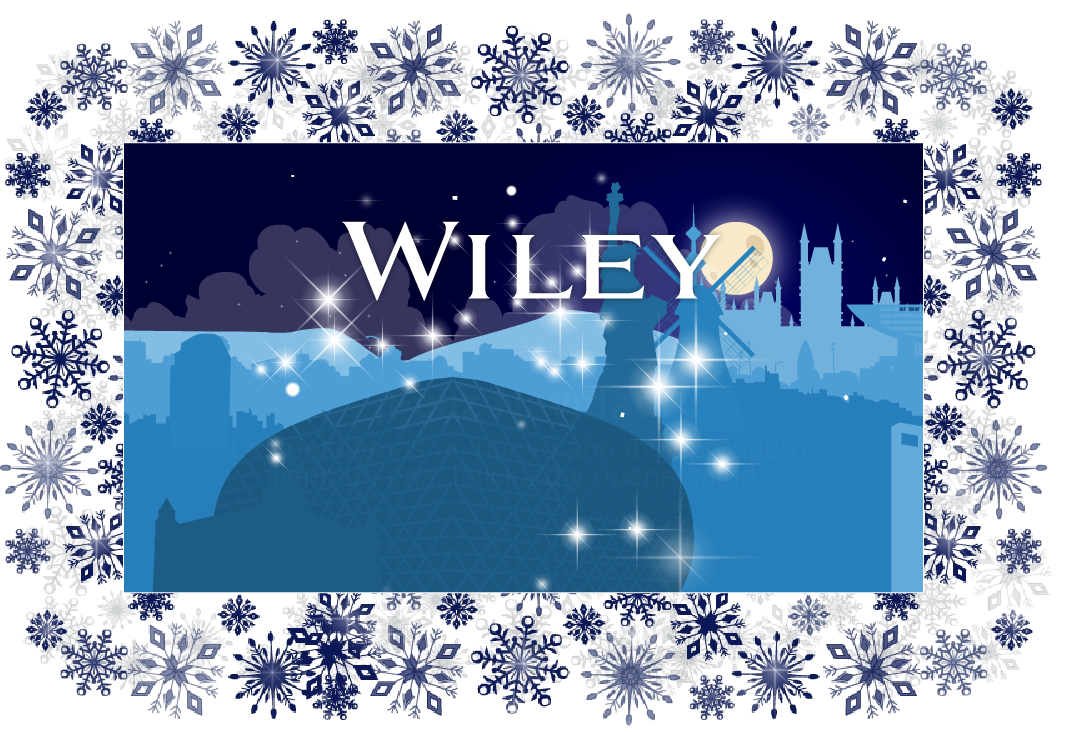 Holiday Greetings from Wiley